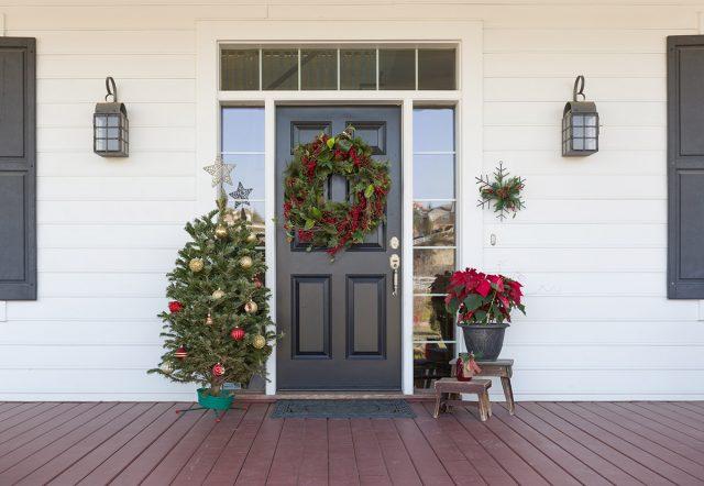 front door-handles